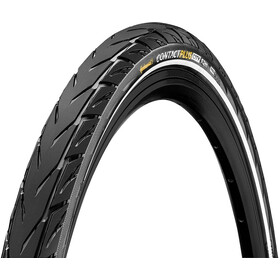 "Continental Contact Plus City Drahtreifen 28"" E-50 Reflex schwarz"